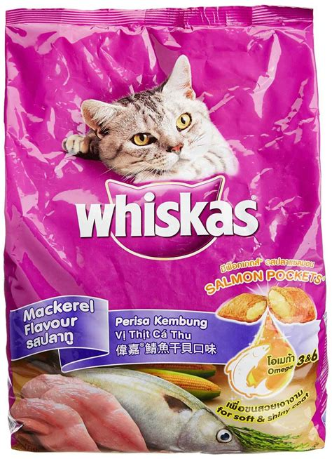 Whiskas Mackerel 1 2kg pet store in india whiskas mackerel flavour