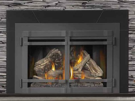 gas fireplace insert vented vented gas fireplace inserts st louis mo