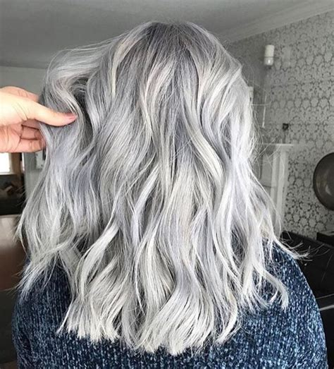 25 best ideas about silver hair on silver