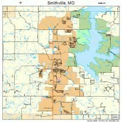 smithville map smithville missouri map 2968420