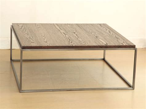Distressed Wood Coffee Tables Made To Order Distressed Oak Wood Coffee Table At 1stdibs