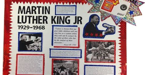 martin luther king jr poster idea holiday tradition
