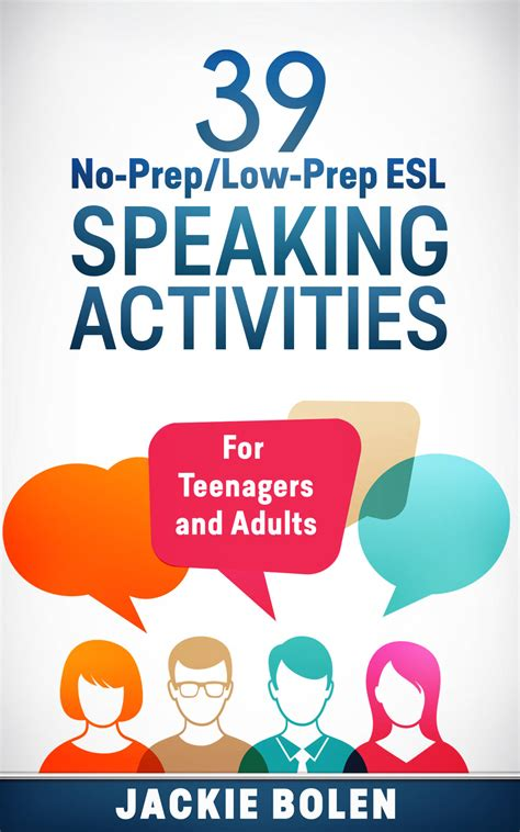 themes for english conversation classes low prep esl speaking activities for teenagers and adults
