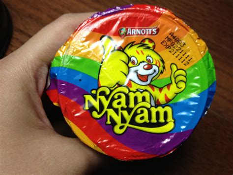 Nyam Nyam Puff Snack wirastani one of my favorite childhood snack