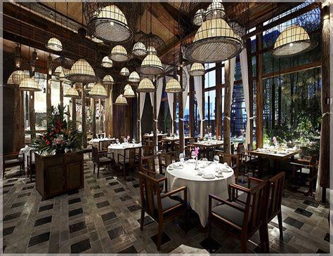 desain restoran indonesia desain interior restoran minimalis nan mewah jasa desain