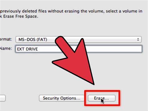 format external hard drive mac invalid request how to connect external hard drive to macbook pro 6 steps
