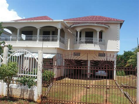 Lewis Home Design Kingston House For Sale In Green Acre Town St Catherine