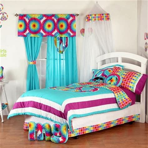 one grace place terrific tie dye bedding collection target