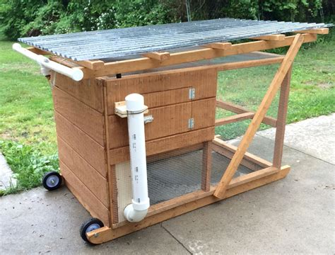 mobili coop mobile chicken coop plans www pixshark images
