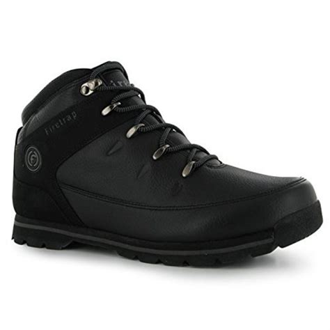 Firetrape Booth firetrap rhino mens moulded outsole walking boots ankle high shoes casual ebay