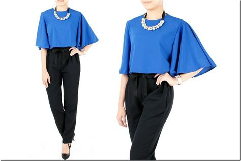 Umbrella Top Atasanblouse the trending variations of crop tops threads