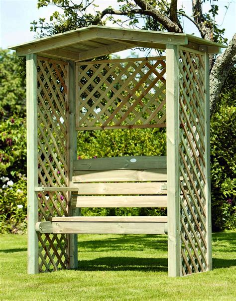 Garden Arbor Seat 17 Best Images About Arbours Garden Structures On