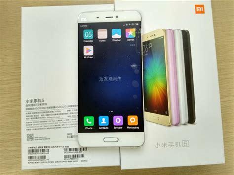 Xiomi Ram 3gb for xiaomi mi5 3gb ram 32gb rom snapdragon 820 xiomi mi5