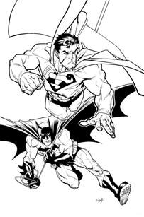 free printable superman coloring pages kids 1018 batman superman coloring pages