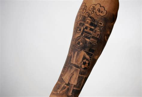 brazil jesus tattoo incredible pictures show humble beginnings of manchester