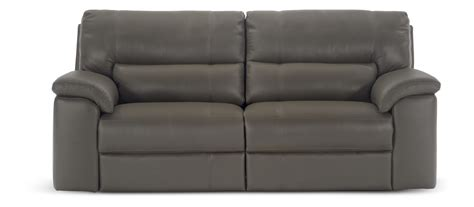 cole leather reclining sofa lucerne dual power reclining sofa by thomas cole designs