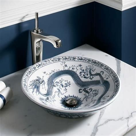 patterned bathroom sinks 17 best images about decorative sinks on pinterest