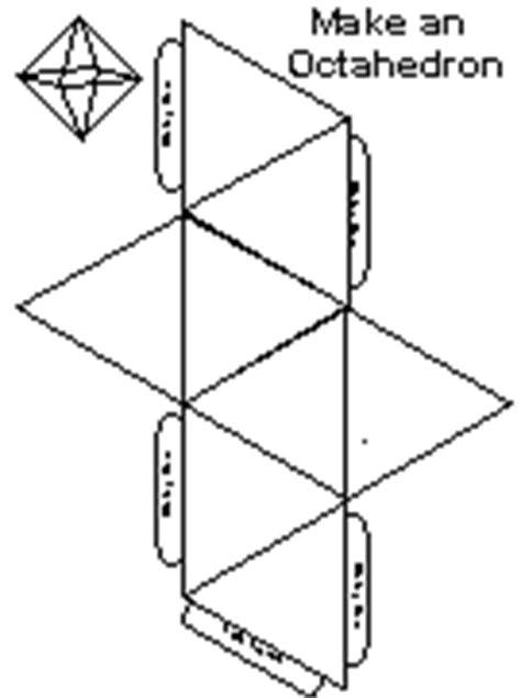 Cube Enchantedlearning - octahedron enchantedlearning