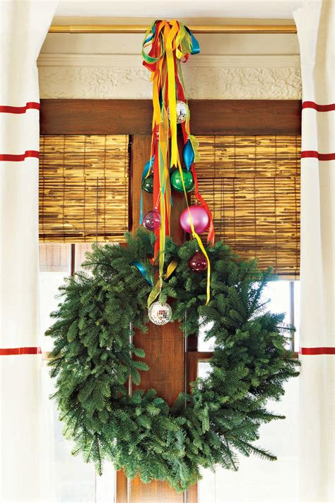 southern living christmas house by carithers flowers 100 fresh christmas decorating ideas southern living