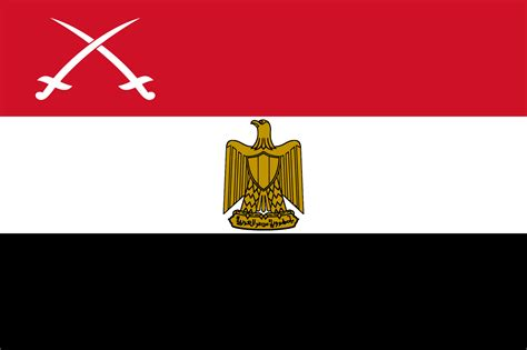 flags of the world egypt file flag of the army of egypt svg wikimedia commons
