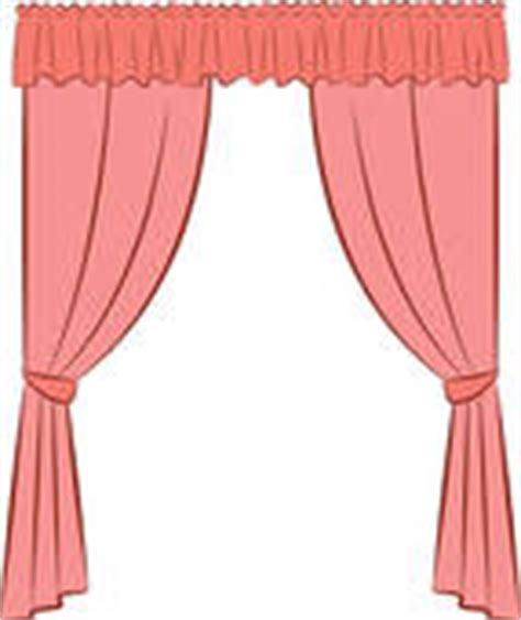 Bedroom Curtains Clipart Curtains Clip Royalty Free Gograph