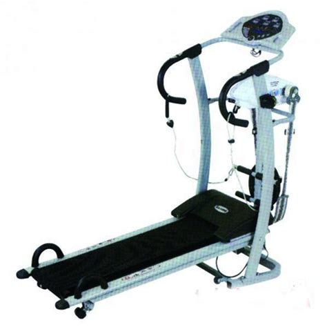 Alat Fitnes 5 Fungsi Harga Treadmill Manual Magnetik 5 Fungsi F 1005 C Jual