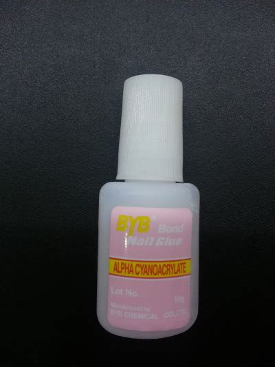3d Nail Glue rate limit exceeded