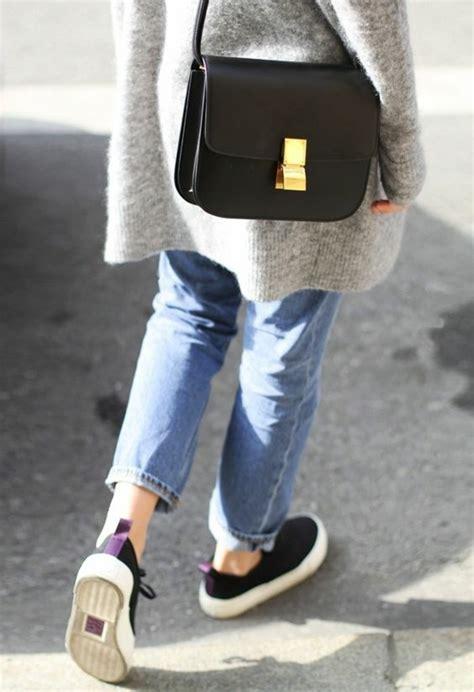 Bag Les Femmes les sneakers femme comment les porter avec style 85 photos