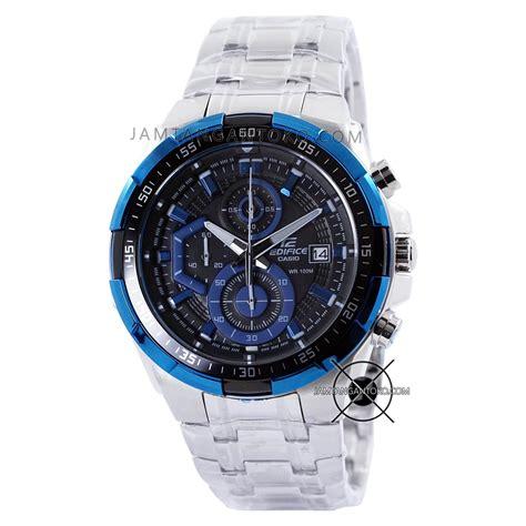 Harga Jam Tangan Merk Casio Edifice harga sarap jam tangan edifice efr 539d 1a2 silver biru