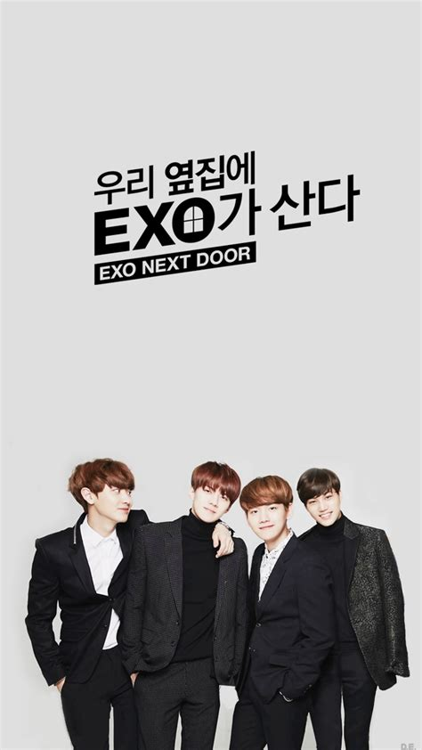 wallpaper exo next door double est 더블이스트 on twitter quot edit exo next door web
