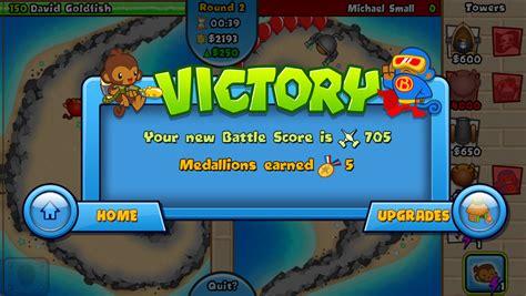 btd battles apk bloons td battles apk v3 4 2 unlimited medallions energy battle score play android apk