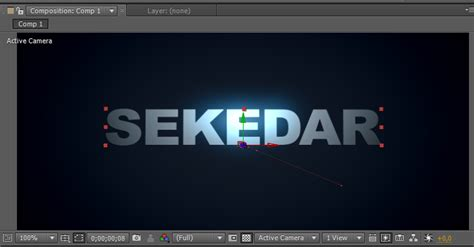 tutorial membuat opening after effect cs3 cara membuat opening film menggunakan after effect