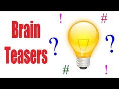brain teasers with answers buzzle riddles with answers riddles and answers and funny