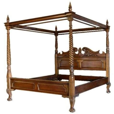 victorian canopy bed victorian style canopy bed bangdodo