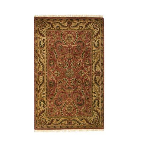 rugs home decorators collection home decorators collection chantilly brick 8 ft x 11 ft