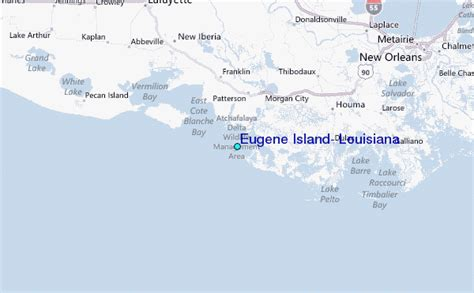 eugene island louisiana tide station location guide