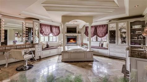 biggest bathroom ever 10 of the biggest private home bathrooms ever
