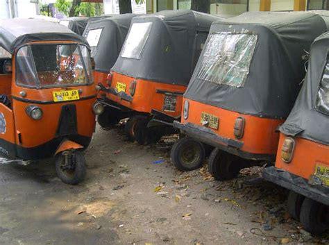 Jual Alarm Motor Jakarta Selatan jual bajaj roda tiga merah jual motor merk jakarta