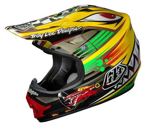 troy lee motocross helmets troy lee air p 51 helmet revzilla