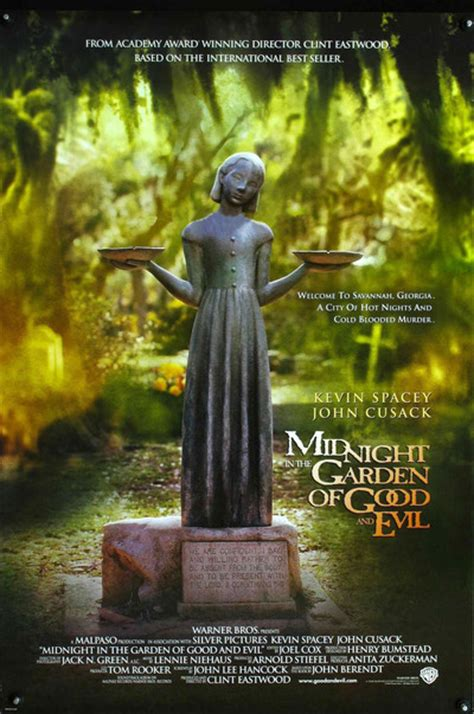 berendt mezzanotte nel giardino bene e midnight in the garden of and evil review 1997