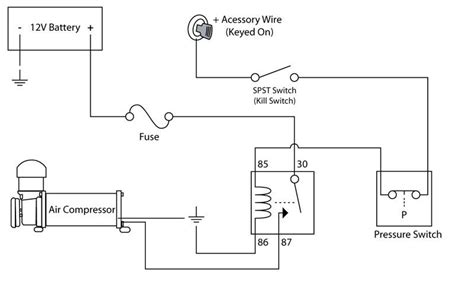 3 wire well wiring diagram intended for 3 wire well