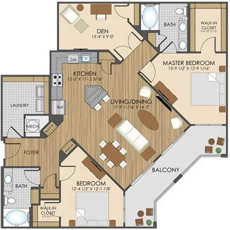 bear den floor plan my home residential hidden creek apartment homes apartments in gaithersburg