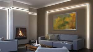 Indirektes Licht Wohnzimmer Led Beleuchtung Wohnzimmer Decke Dumss Com