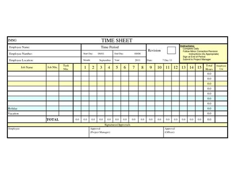 Time Spreadsheet Template Timeline Spreadsheet Spreadsheet Templates For Busines Employee Time Microsoft Excel Template