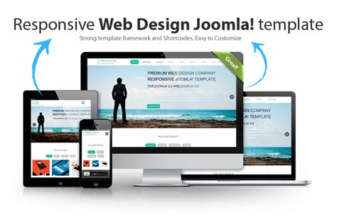 responsive web design layout template let yourself feel the impression of web design responsive