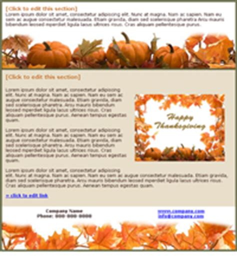 happy thanksgiving email templates thanksgiving newsletter templates happy thanksgiving