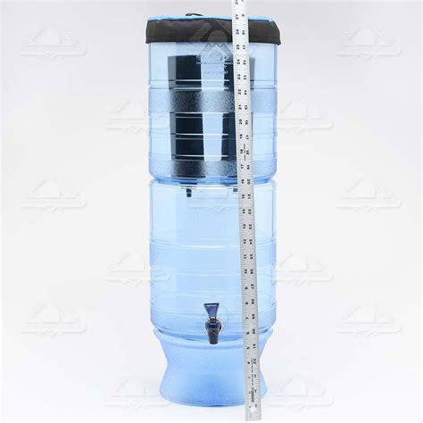 Travel Shower Filter by Berkey Light 174 Berkey Water Filter Canada