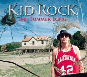 paroles all summer kid rock clip