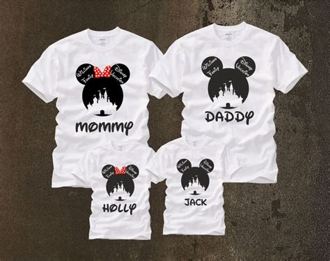 Handmade Disney Shirts - best 25 disney shirts for family ideas on