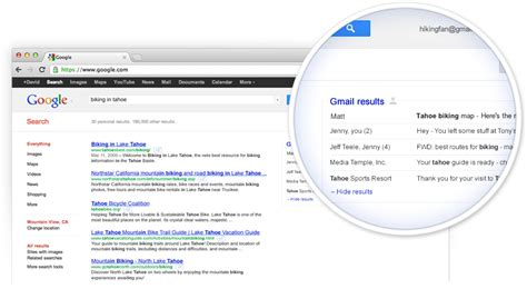 Email Search Engine Incorporating Gmail Into Search Results Your Email Marketing Just Became Top